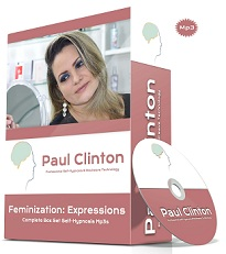 cd box cover feminization:expressions